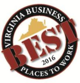 Best Places to Work in Virginia 2016